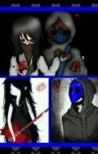 nuestro encuentro eyeless jack y tu by schro_camila