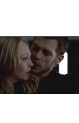 Caroline and klaus: Together at last  sexy one shot