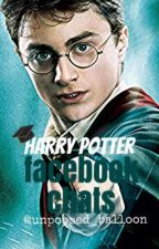Harry Potter Facebook Chats by unpopped_balloon