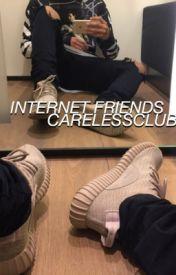 internet friends ✧ christian akridge by CARELESSCLUB