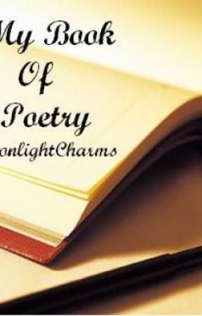 My Book Of Poetry by BloomInTheMoonlight