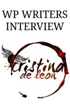 WP Writers Interview by Cristina_deLeon