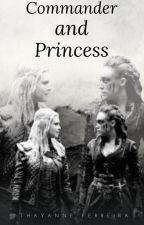 Commander and Princess (Clexa) by _mermazing