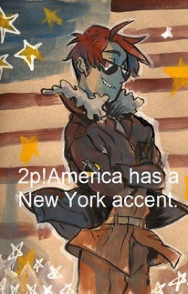 2p!America x Reader-You owe me