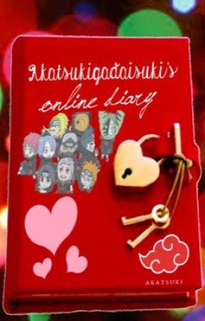 My Online Diary~♡ by akatsukigadaisuki