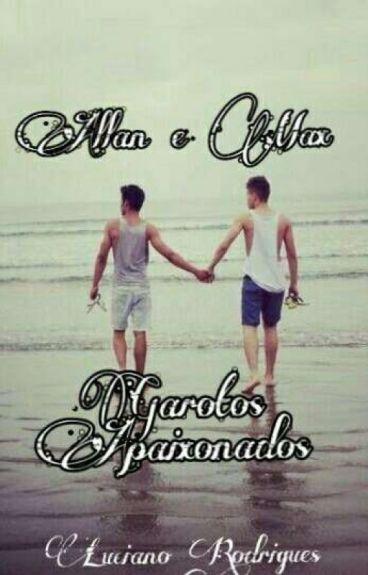 Allan e Max - Garotos Apaixonados (Romance Gay)