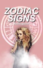 Zodiac Signs by vegasdevotee