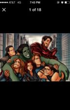 Avengers Kids (completed) by harriettuanizcool