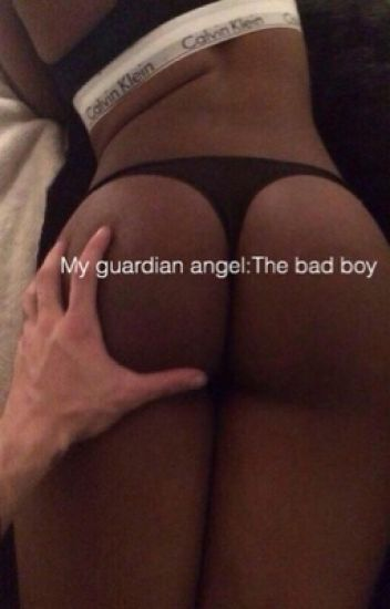 My guardian angel the bad boy(Discounted)