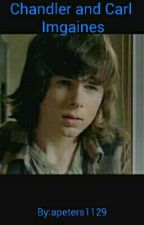 Chandler Riggs and Carl Grimes Imagines by apeters1129