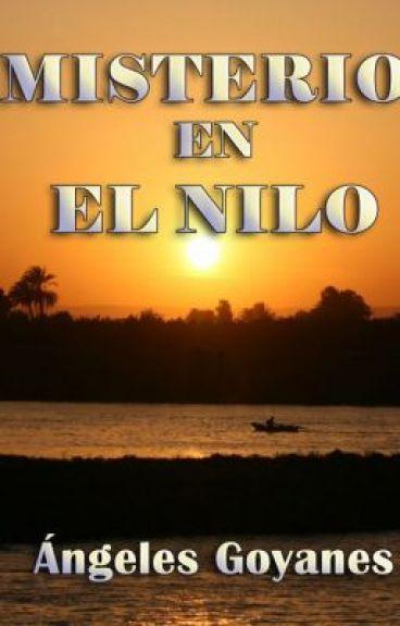 Misterio en el Nilo by AngelesGoyanes