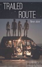 Trailed Route (GirlxGirl) by WantingToFly
