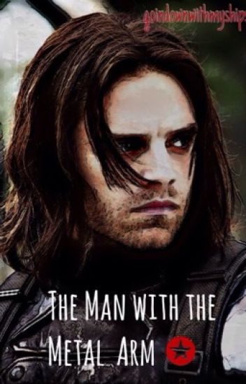The Man With The Metal Arm-Bucky Barnes x Reader