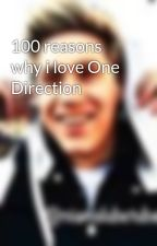 100 reasons why i love One Direction by imbritishh