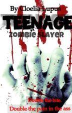 Teenage zombie slayer | On hold, sorry by CloeliaLupus