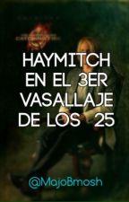 Haymitch En el 3er Vasallaje de Los 25 by MajoBmosh