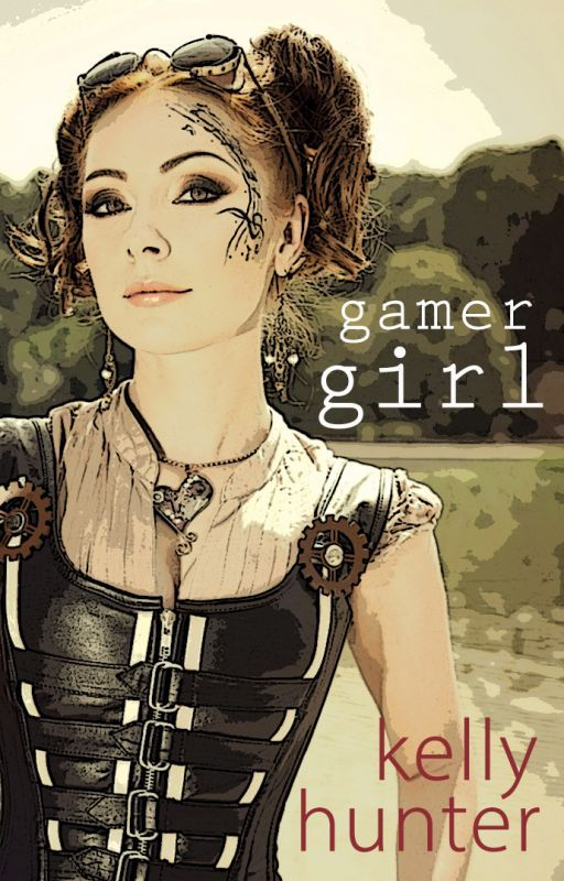 gamer girl by KellyHunter264