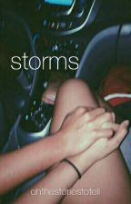 storms // shawnmendes by ohthestoriestotell