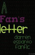 A Fan's Letter (Darren Espanto Fanfic) by mikay_makaria