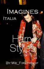Imagines Italia || H.S. by We_Fireproof