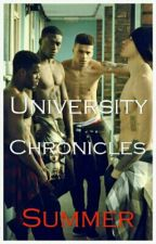 The University Chronicles: Summer by xxjradicalmindxx