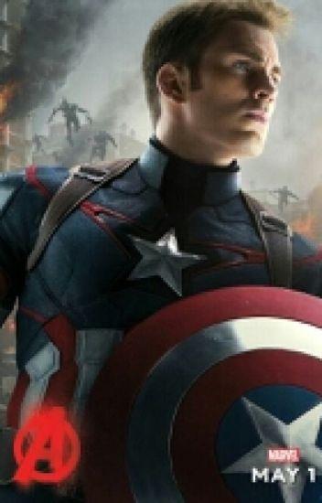 The New Avenger (Captain America Fanfic) - KatherineDark19