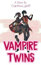 Vampire Twins by captious_girl9