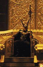 The Avengers: Fighting King Loki by Lokiguru
