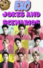 EXO Jokes And Scenarios by Byun_Baekhyun26