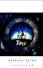 Time (Karma x Reader) by stellaaw