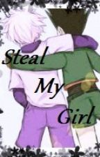 Steal My Girl (Killua x Reader x Gon) by asunaann