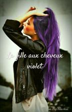 La fille aux cheveux violet ( en correction ) by Ma-non