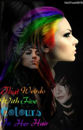 Five Colours In Her Hair