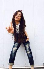 Camila Cabello Imagines by butterfingerbello