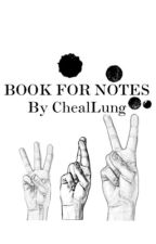 Book For Notes by ChealLung