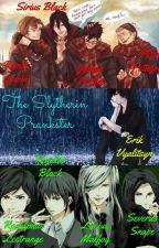 The Slytherin Prankster (Marauder FanFiction) by ThatDamagedKid
