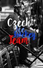Czech ice hockey team  by ViktorieValendinov