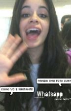 WhatsApp ❁ Camren by swetcamren