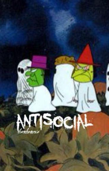 antisocial || malum (boyxboy) ✔️ #Wattys2016 *UNDER CONSTRUCTION*