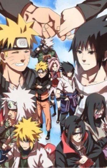 ¡Mundo de Naruto!