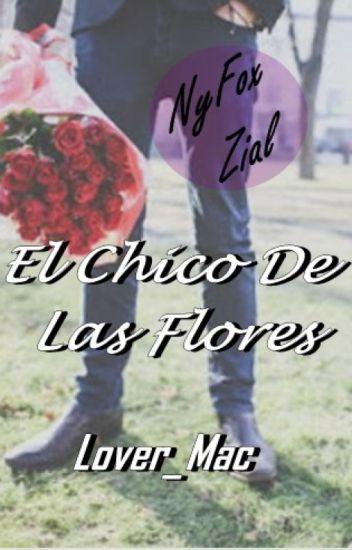 El chico de las flores.