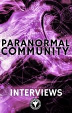 Interviews by ParanormalCommunity