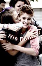 His Fan // Justin Bieber by xdrewscravex