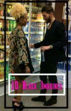 black 1d imagines by daddyappreciation