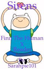 -Slow Updates- Siren (Finn x reader/assassin) adventure time by -Shaded-