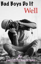 Bad Boys Do it Well || Luke Brooks by emilyh2ojanoskians