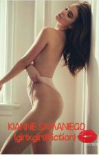 KIANNE SAMANIEGO (girlxgirl)(fiction) by notdsuperhero