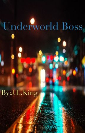 Underworld Boss by JLKing-Edwards