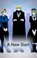 (Finished) A New Start...? (Hetalia x reader) by NataliaLovesIvan