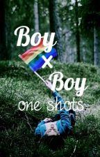 BoyxBoy one shots by pumpkin_piie